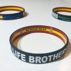 PULSERAS COPERNICO Blue Life Brothers reversibles