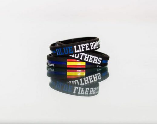 Pulsera blue life brothers